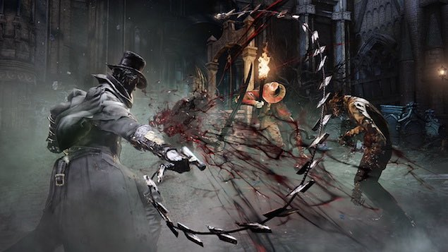Transformable_Cane_Combat_bloodborne_sony