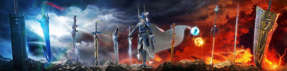 Dissidia Final Fantasy NT: un trailer mostra tutti i personaggi giocabili